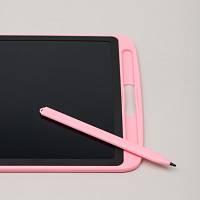LCD tablica za risanje (črno roza)