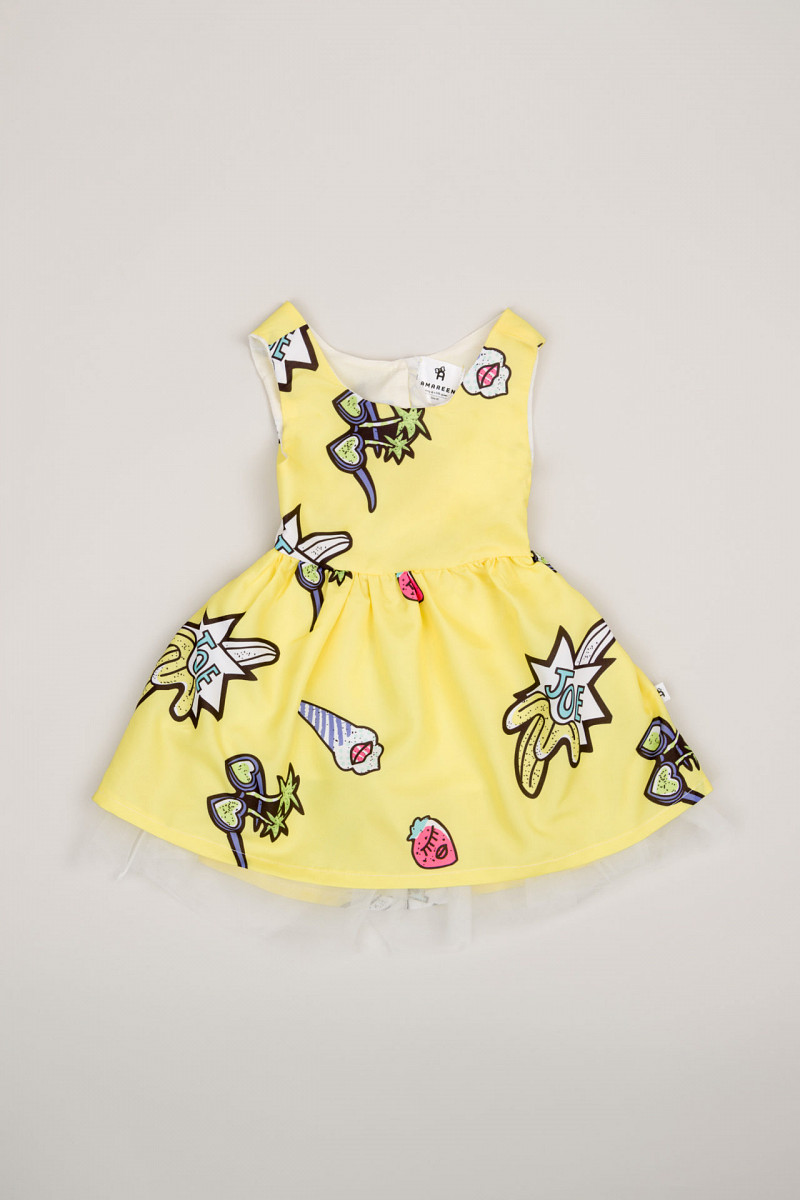 Obleka Sunshine